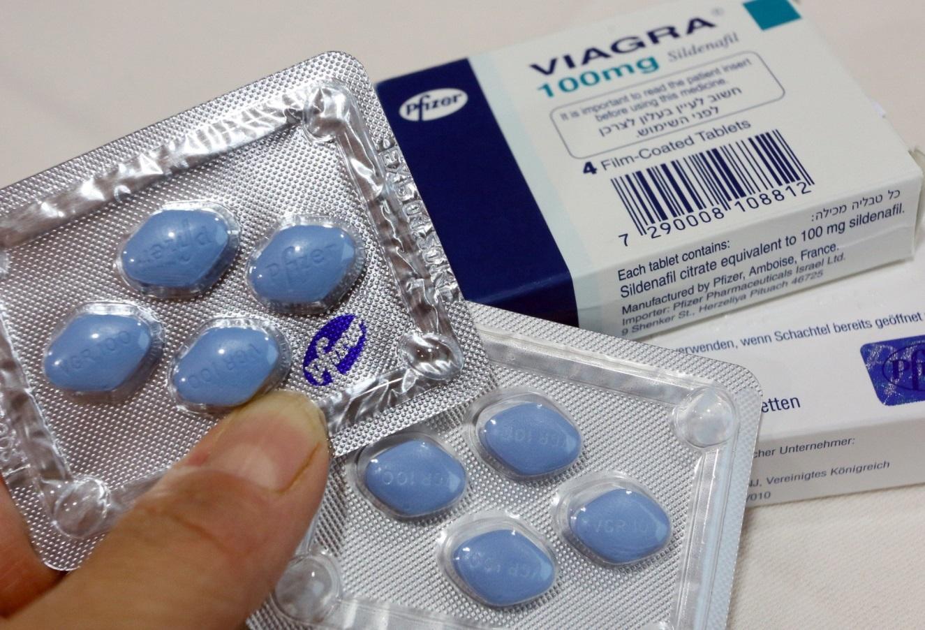Viagra Pills from Pfizer