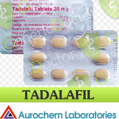 Aurochem Tadalafil