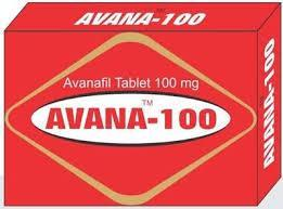 Avanafil 100 Pack