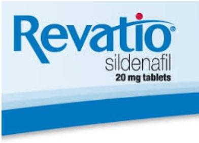Revatio Sildenafil 20mg