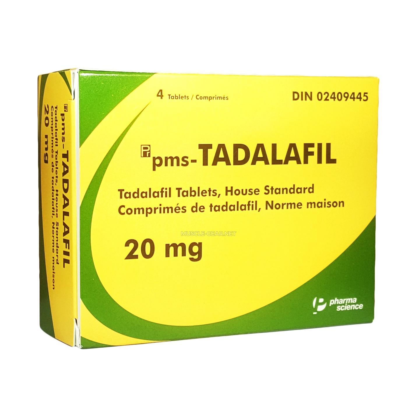 Tadalafil online